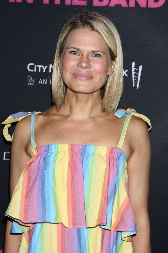 Celia Keenan-Bolger - 'The Boys In The Band' 50th Anniversary Celebration in NY