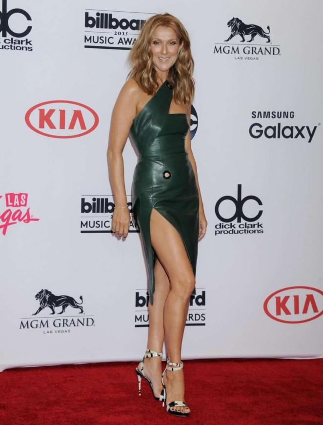 Celine Dion – 2015 Billboard Music Awards in Las Vegas