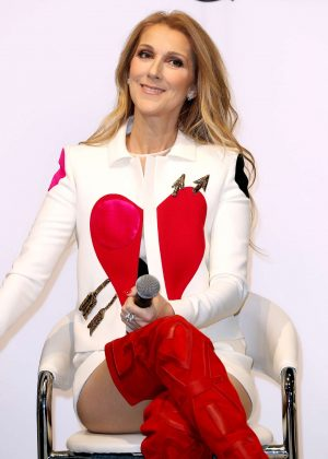 Celine Dion - Collection By Bugatti Unveiled During MAGIC Project Womens in Nevada