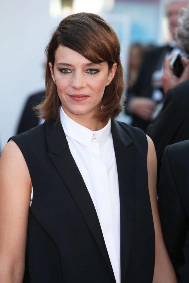 Celine Sallette - 'Elle' Premiere at 2016 Cannes Film Festival