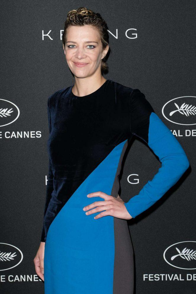 Celine Sallette - Kering Women in Motion Awards Dinner at 2018 Cannes Film Festival