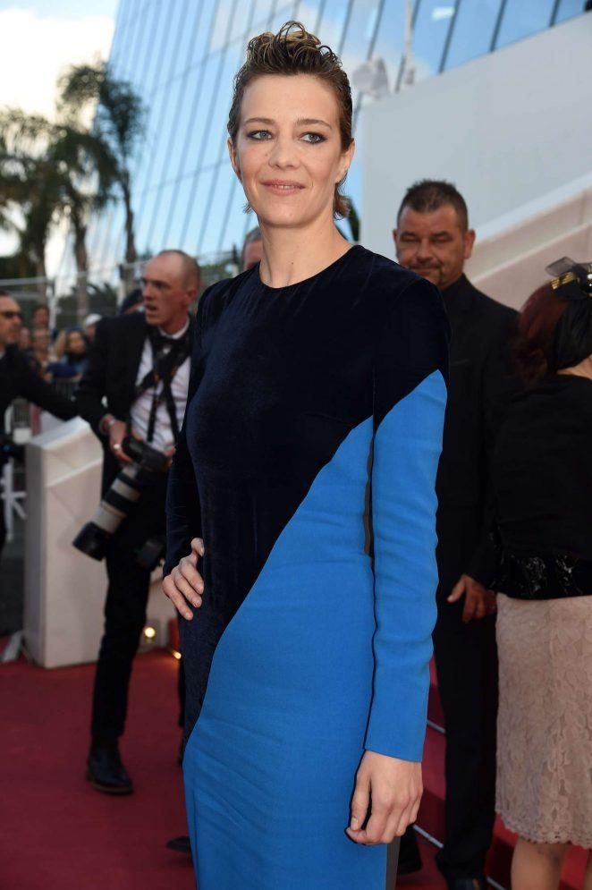 Celine Sallette – 'Sink or Swim' Premiere at 2018 Cannes Film Festival
