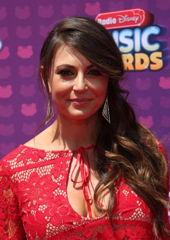 Cerina Vincent - 2016 Radio Disney Music Awards in Los Angeles