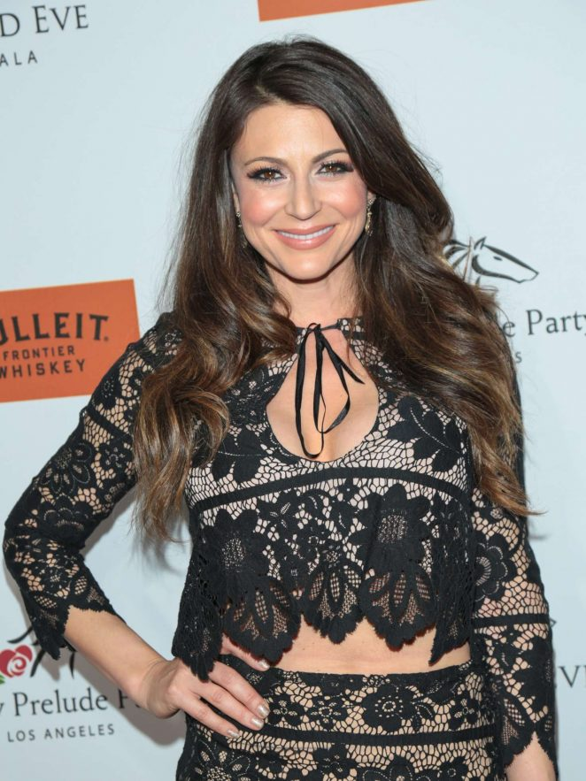 Cerina Vincent - 6th Annual Star Studded Unbridled Eve Gala in LA