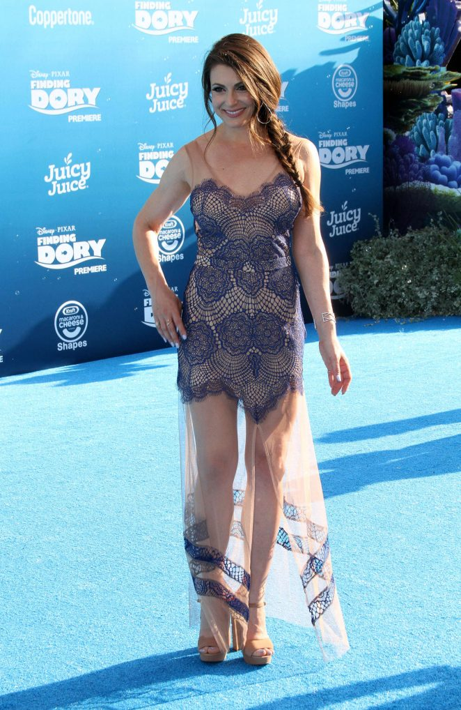 Cerina Vincent - 'Finding Dory' Premiere in Hollywood