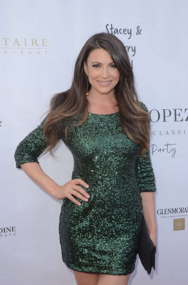 Cerina Vincent - George Lopez Golf Classic Pre-Party in Brentwood