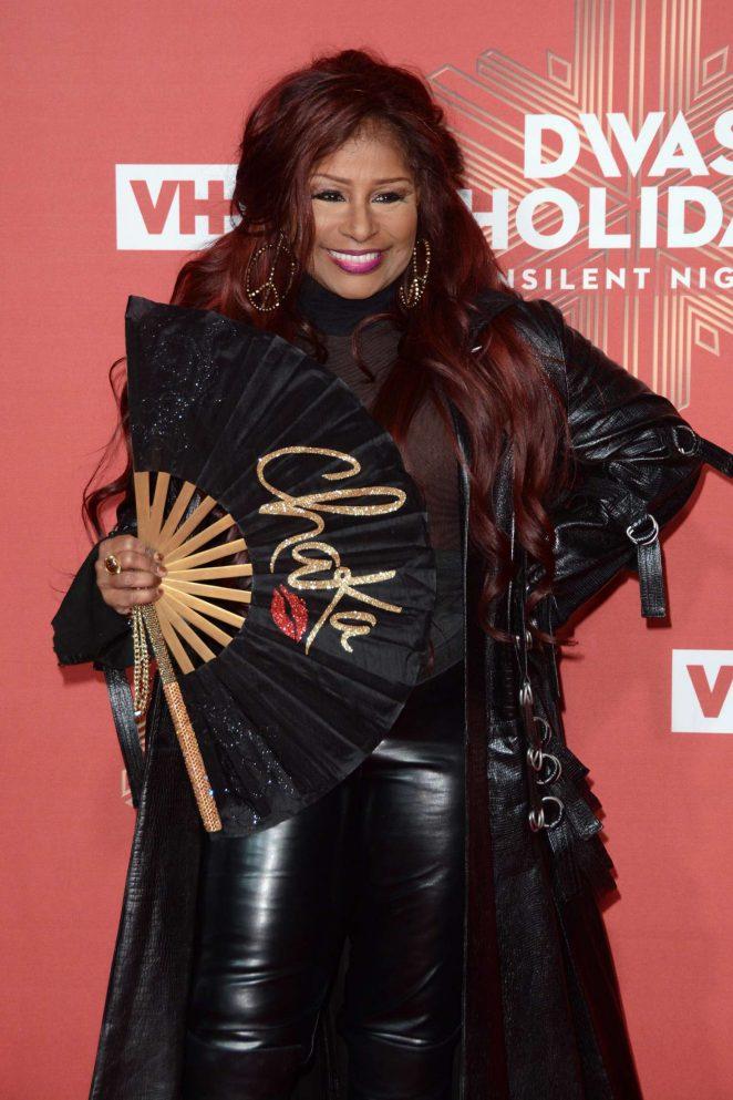 Chaka Khan - 2016 VH1's Divas Holiday: Unsilent Night in NY