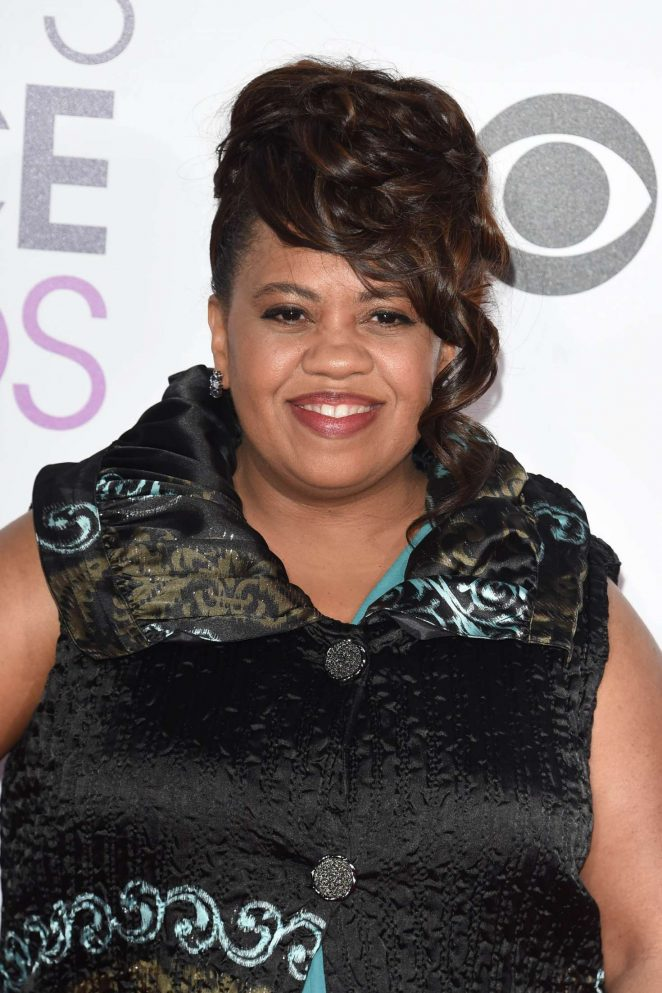 Chandra Wilson - 2017 People's Choice Awards in Los Angeles
