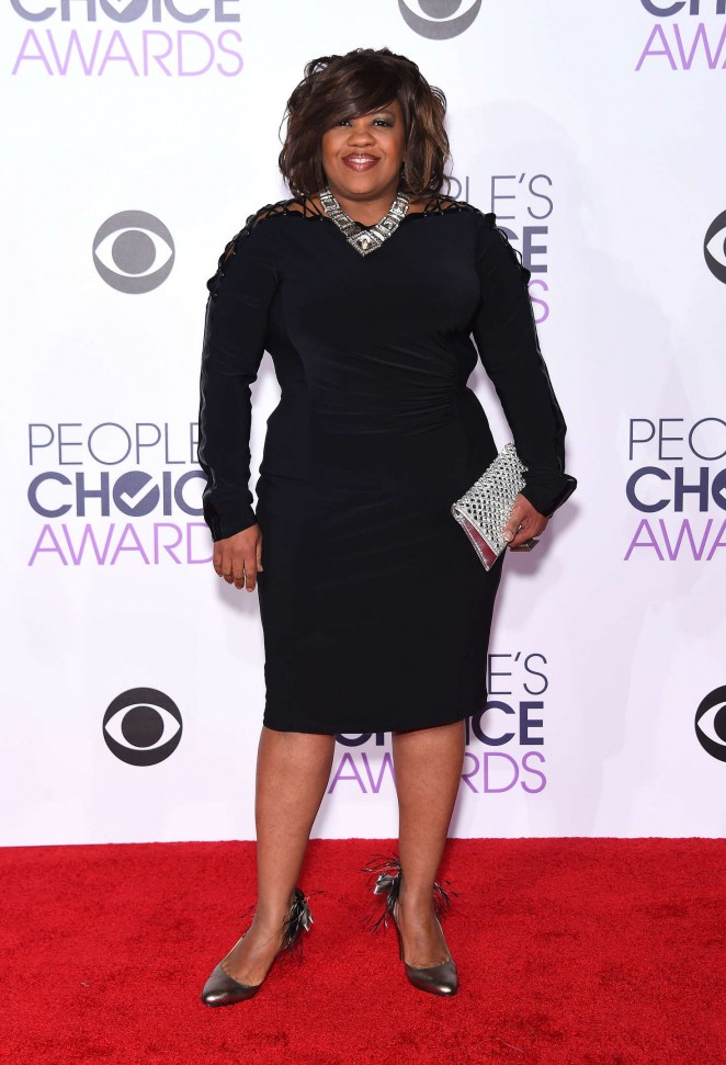 Chandra Wilson - People's Choice Awards 2016 in Los Angeles