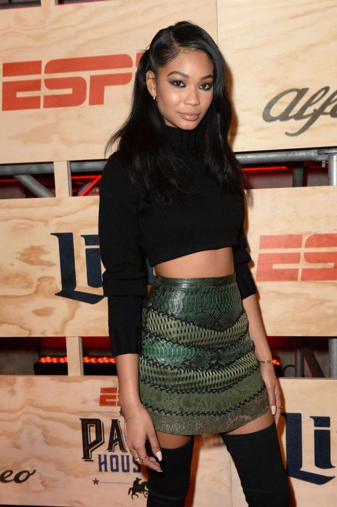 Chanel Iman - 13th Annual Espn Party in Houston
