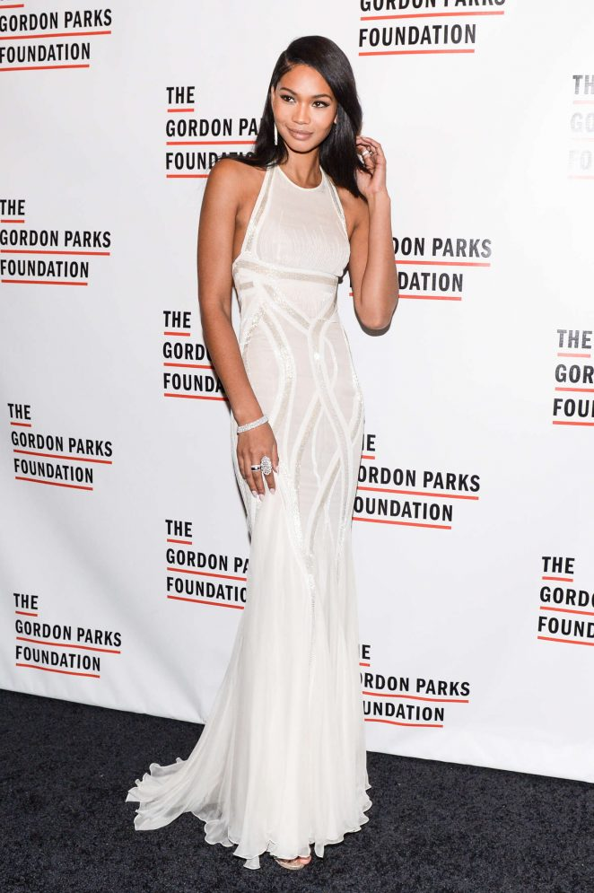 Chanel Iman - 2016 Gordon Parks Foundation Awards Dinner in New York