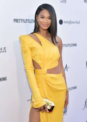 Chanel Iman - Daily Front Row Fashion Awards 2019 in LA