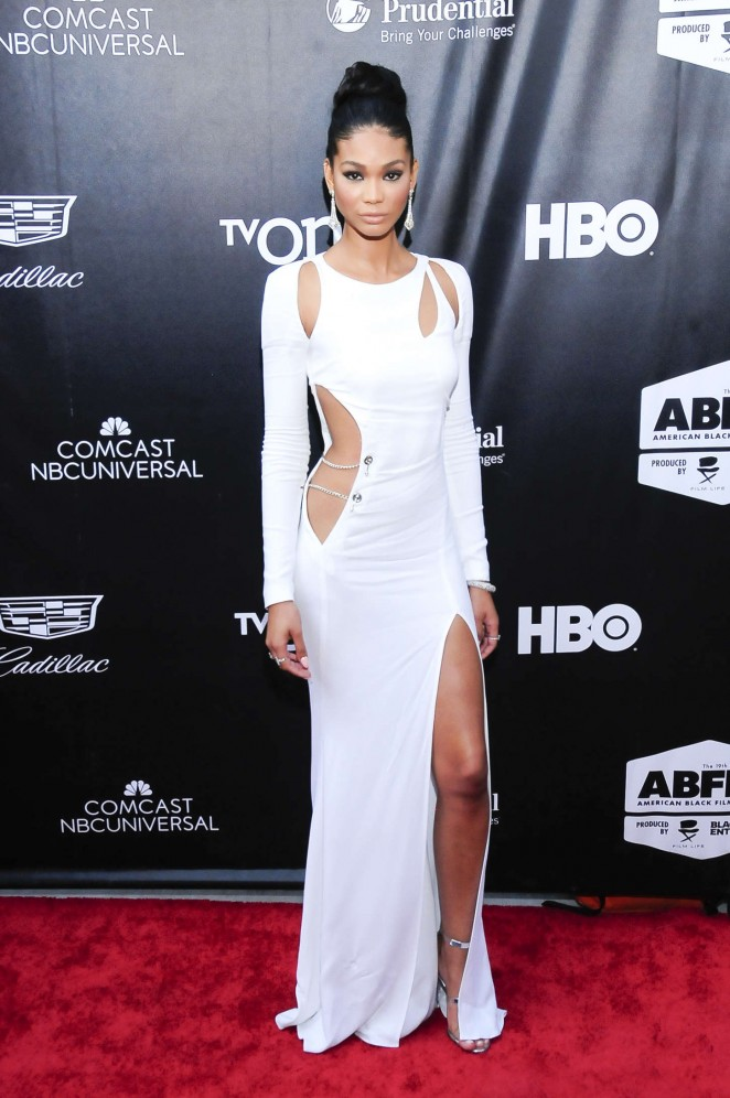 Chanel Iman - 'Dope' Opening Night Premiere in NYC
