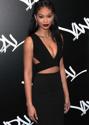 Chanel Iman - Opening Night of 'Vandal' Restaurant in New York City