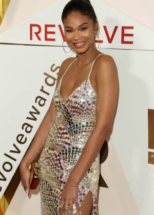 Chanel Iman - #REVOLVE Awards 2017 in Hollywood