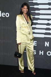 Chanel Iman - Savage x Fenty Show in Brooklyn