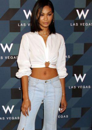Chanel Iman - W Las Vegas Hosts Grand Opening Celebration in Las Vegas