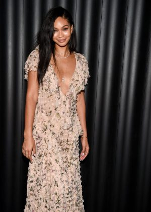 Chanel Iman - W Magazine Presents Who's Who in New York