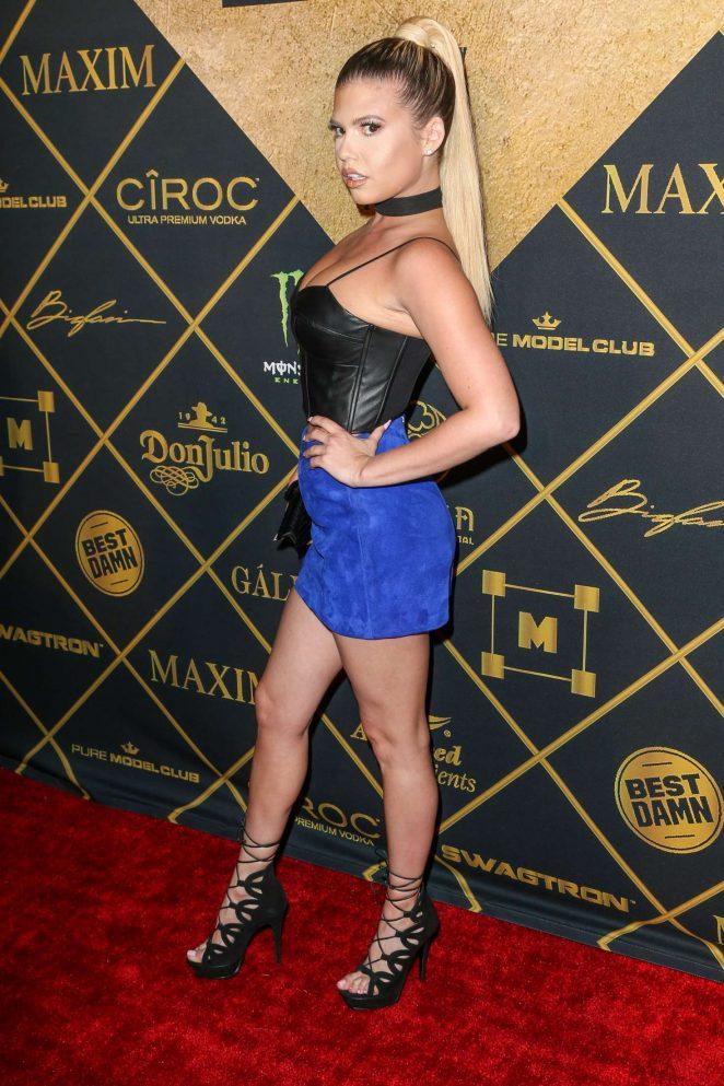 Chanel West Coast - Maxim Hot 100 Party in Los Angeles 06