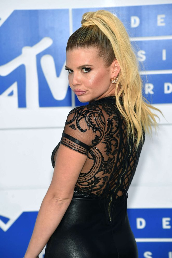 Chanel West Coast - 2016 MTV Video Music Awards in New York City