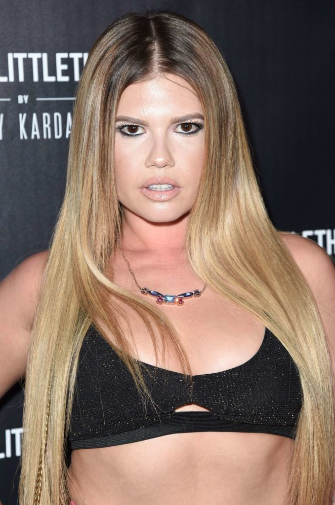 Chanel West Coast - PrettyLittleThing Launch Party in Los Angeles