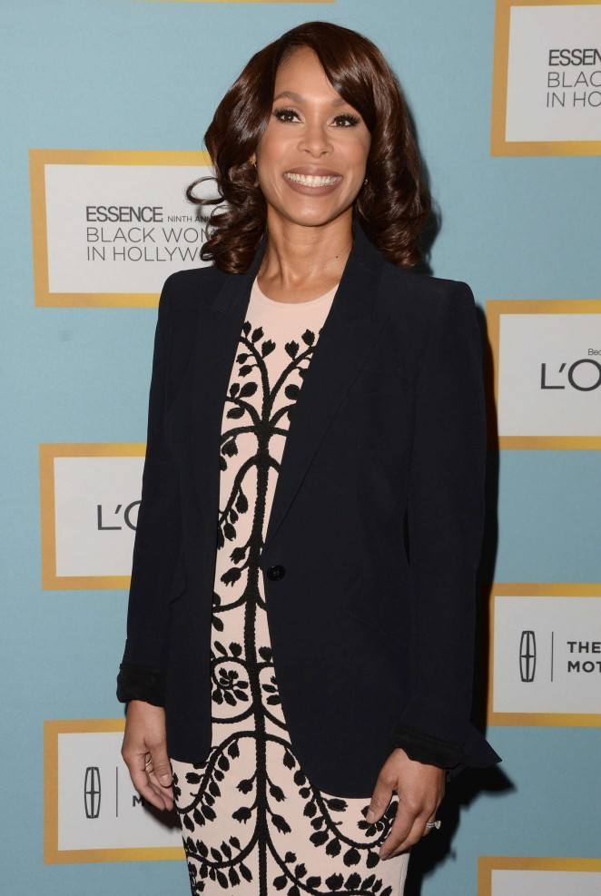 Channing Dungey – 2016 ESSENCE Black Women in Hollywood Awards Luncheon in Beverly Hills