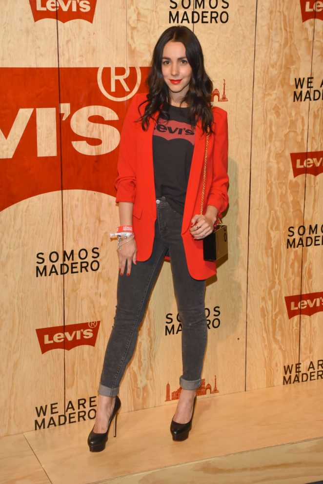 Chantal Torres - Levi's Store Opening in Mexico City