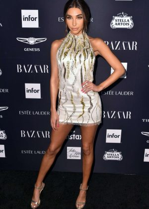 Chantel Jeffries - 2018 Harper's Bazaar ICONS Party in New York