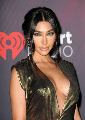 Chantel Jeffries - 2018 iHeartRadio Music Awards in Inglewood