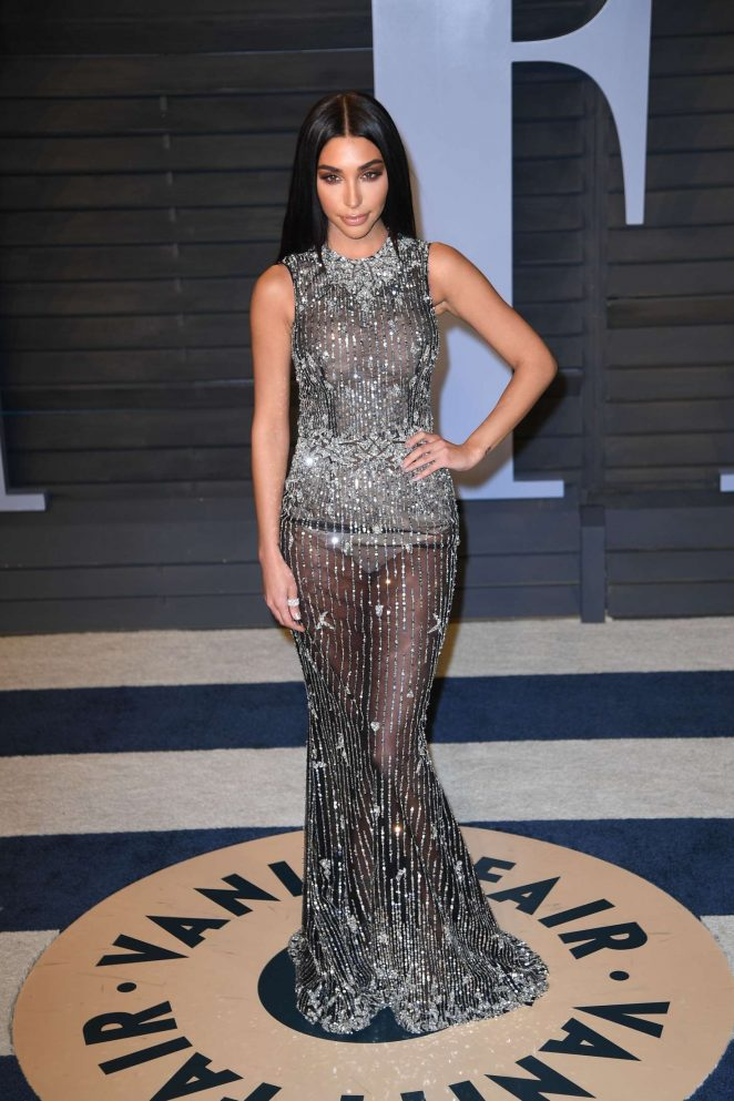 Chantel Jeffries - 2018 Vanity Fair Oscar Party in Hollywood