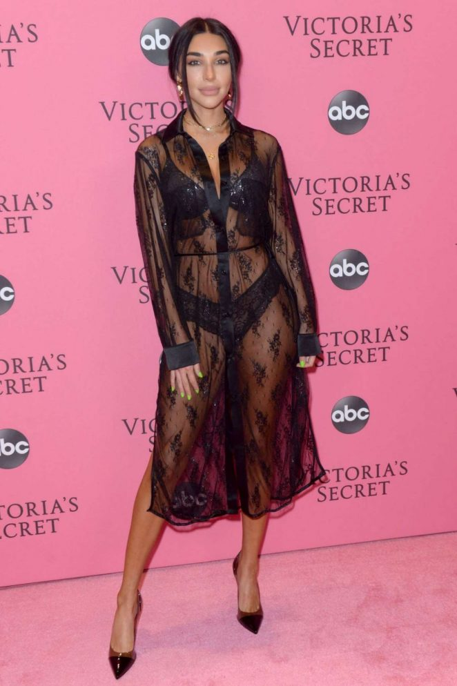 Chantel Jeffries – 2018 Victoria's Secret Fashion Show After Party in NY