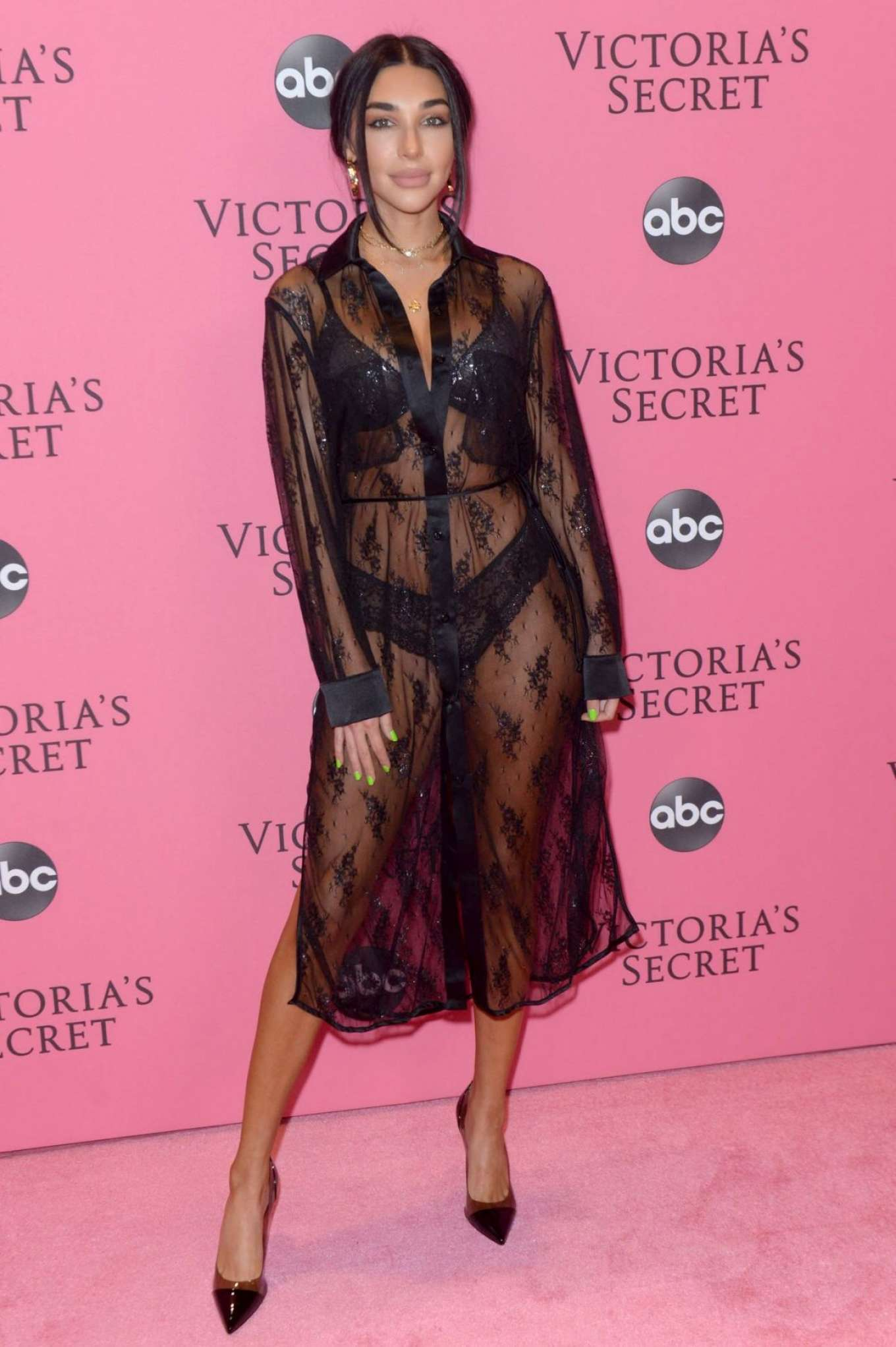 Chantel Jeffries - 2018 Victoria's Secret Fashion Show After Party in NY