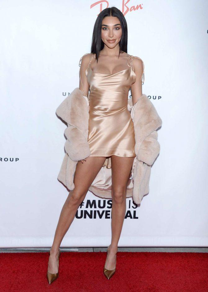 Chantel Jeffries: 2019 Universals Grammys After Party -02