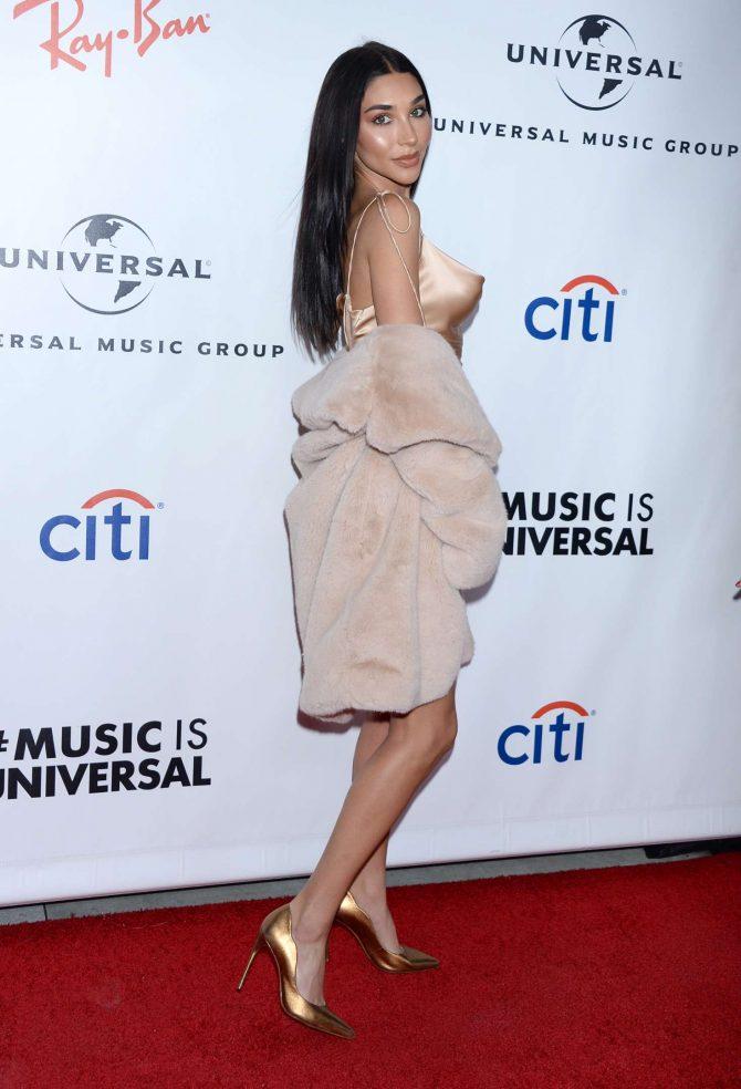 Chantel Jeffries 2019 : Chantel Jeffries: 2019 Universals Grammys After Party -08