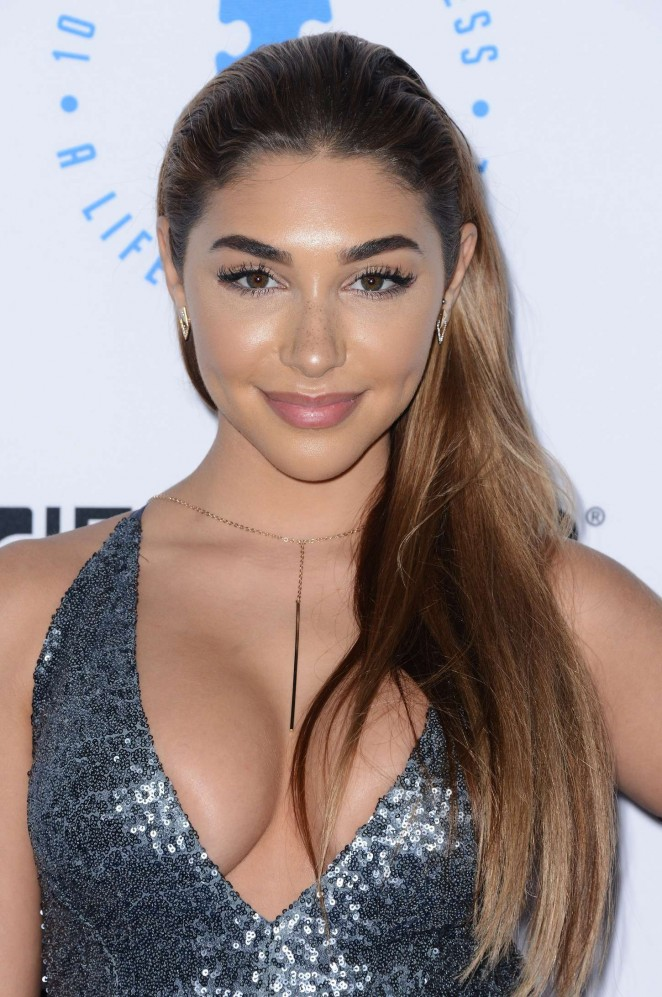 Chantel Jeffries - Autism Speaks To Los Angeles Celebrity Chef Gala in Santa Monica