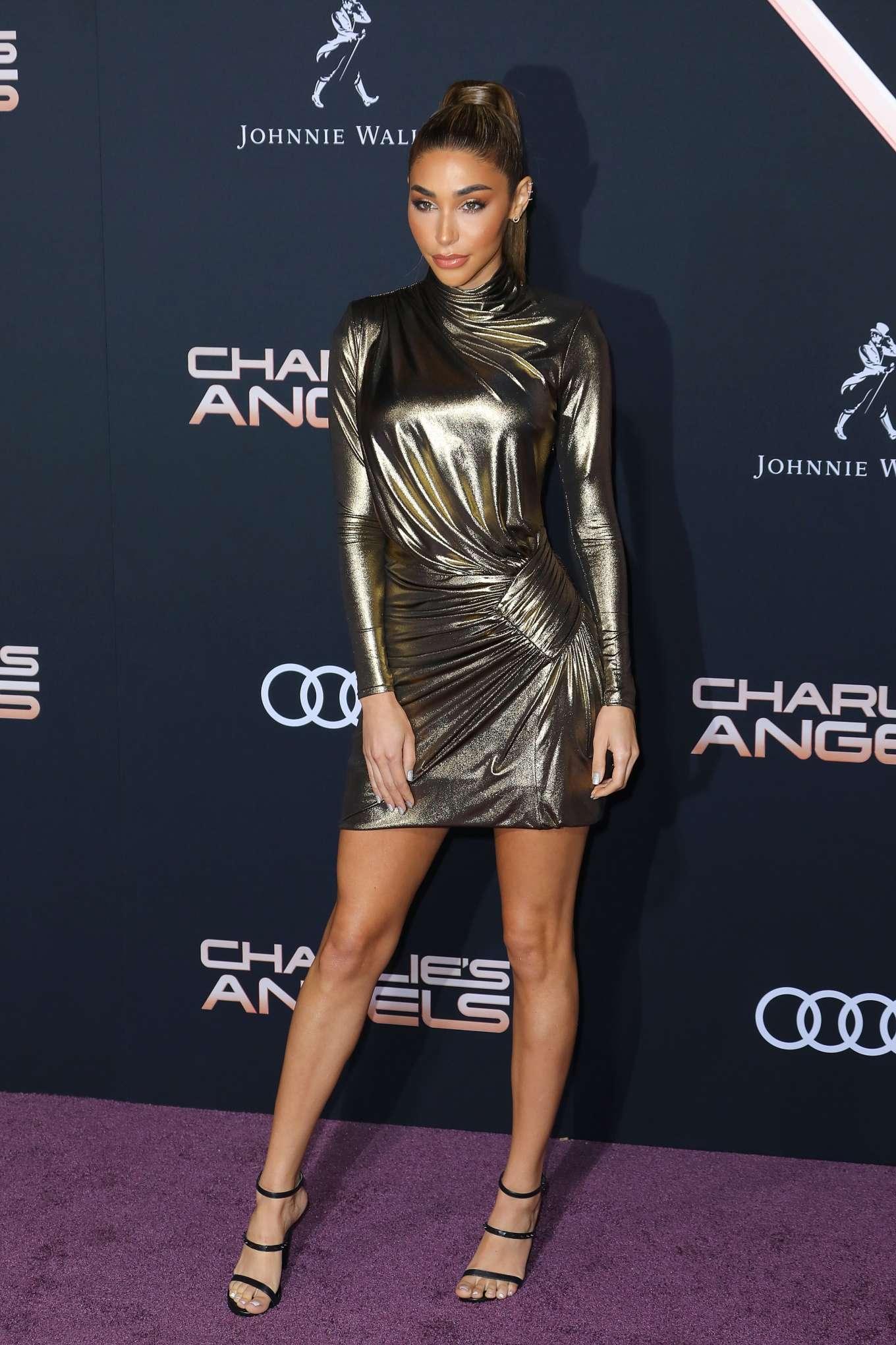 Chantel Jeffries - 'Charlie's Angels' Premiere in Westwood