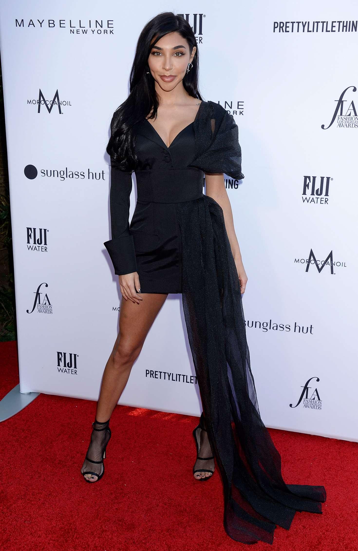 Chantel Jeffries 2019 : Chantel Jeffries: Daily Front Row Fashion Awards 2019 -05