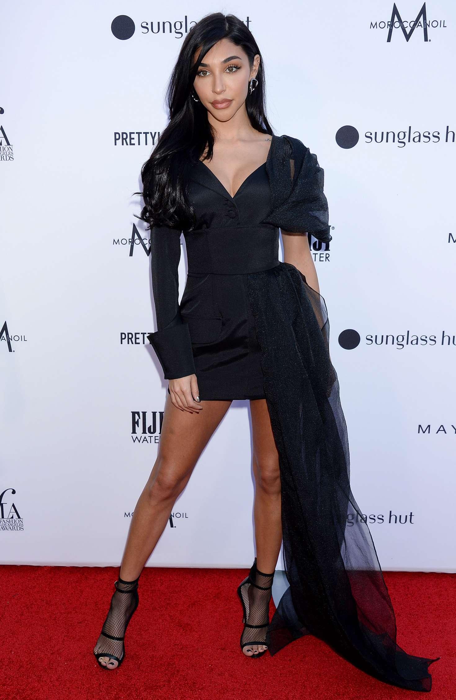 Chantel Jeffries 2019 : Chantel Jeffries: Daily Front Row Fashion Awards 2019 -09