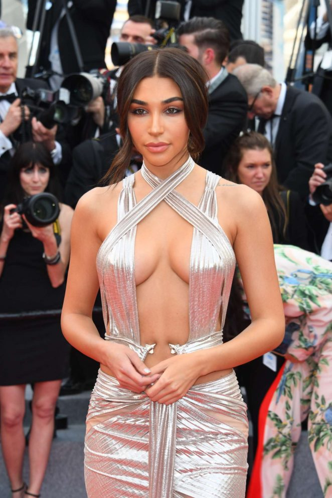 Chantel Jeffries - 'Everybody Knows' Premiere and Opening Ceremony at 2018 Cannes Film Festival