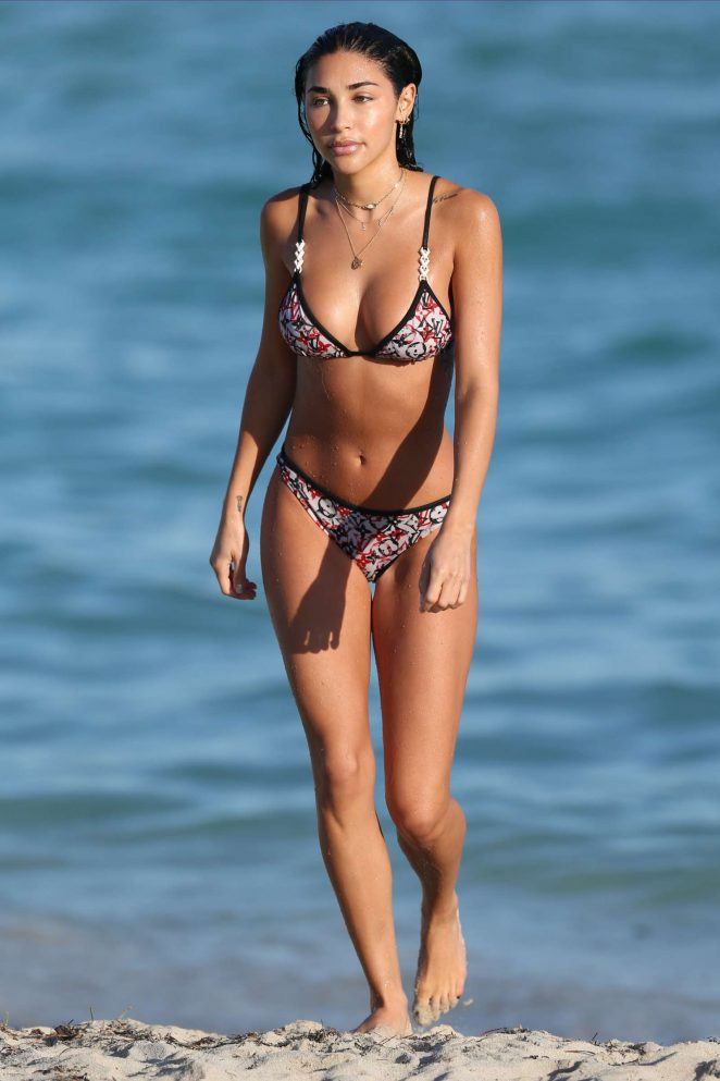 Chantel Jeffries in Bikini 2018 -06