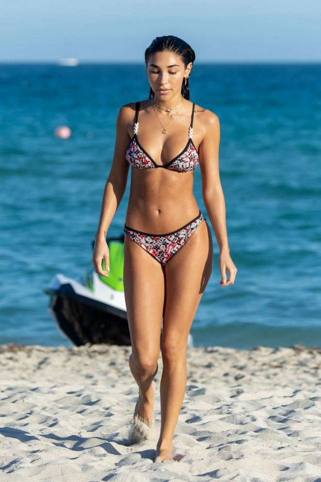 Chantel Jeffries 2018 : Chantel Jeffries in Bikini 2018 -08