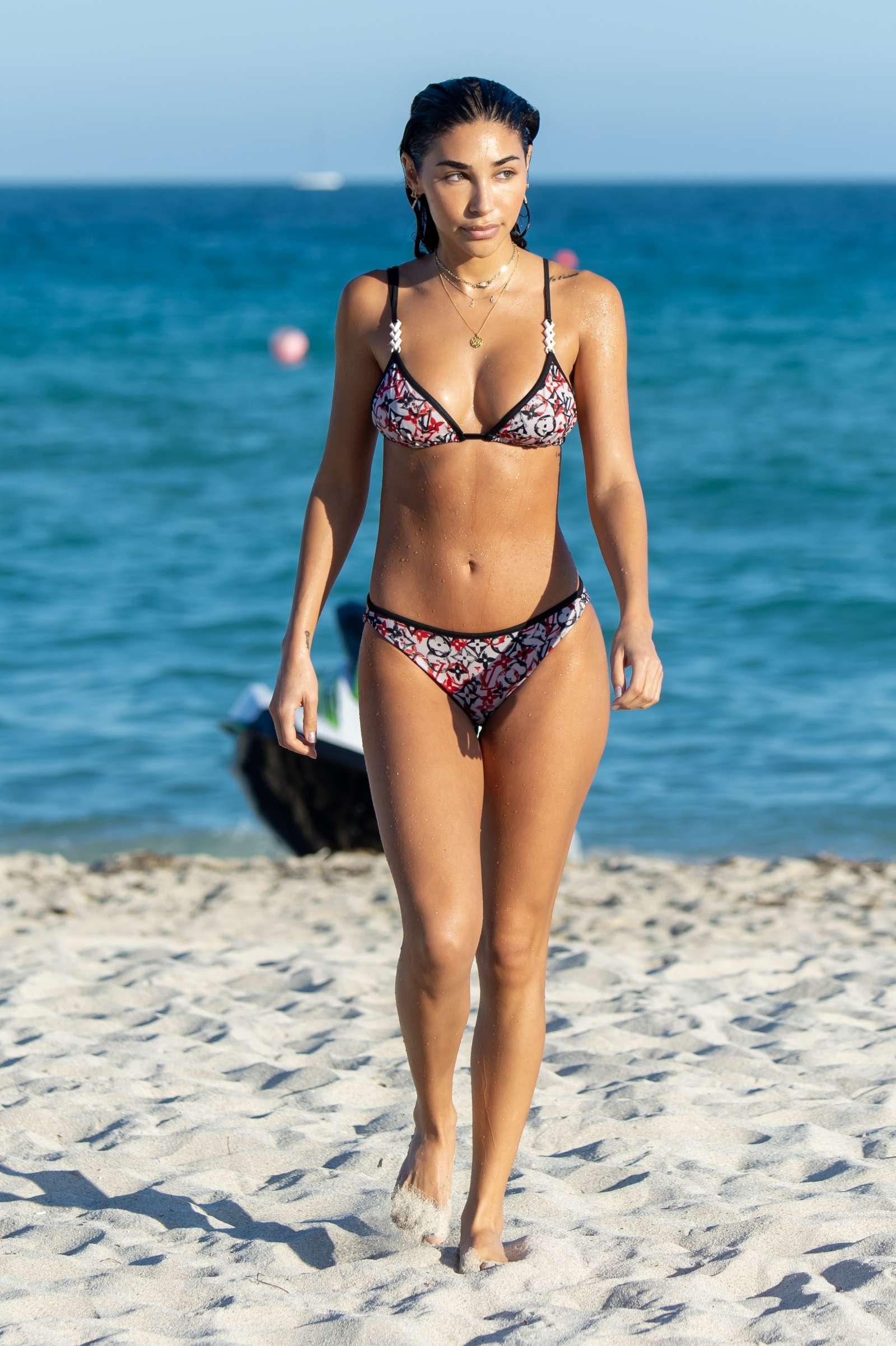 Chantel Jeffries 2018 : Chantel Jeffries in Bikini 2018 -13