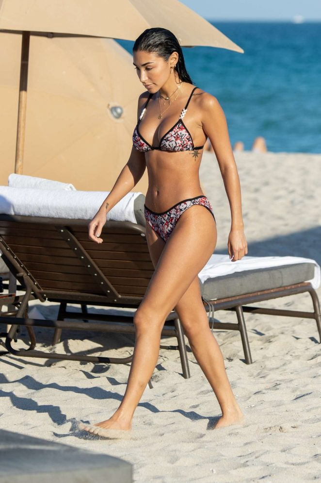 Chantel Jeffries 2018 : Chantel Jeffries in Bikini 2018 -14