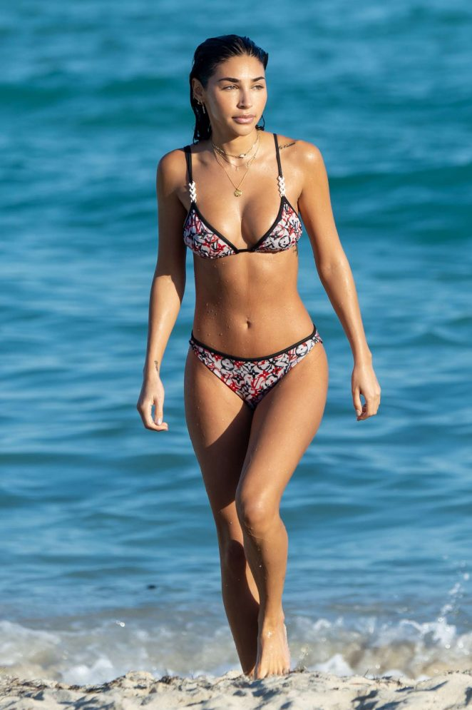 Chantel Jeffries 2018 : Chantel Jeffries in Bikini 2018 -15
