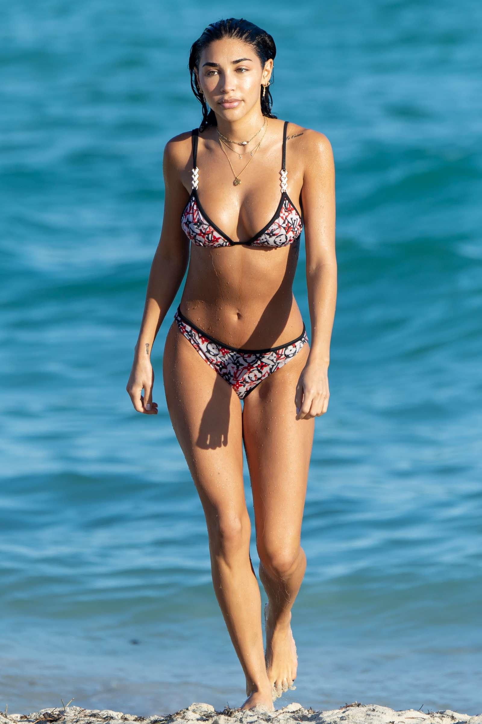 Chantel Jeffries 2018 : Chantel Jeffries in Bikini 2018 -25