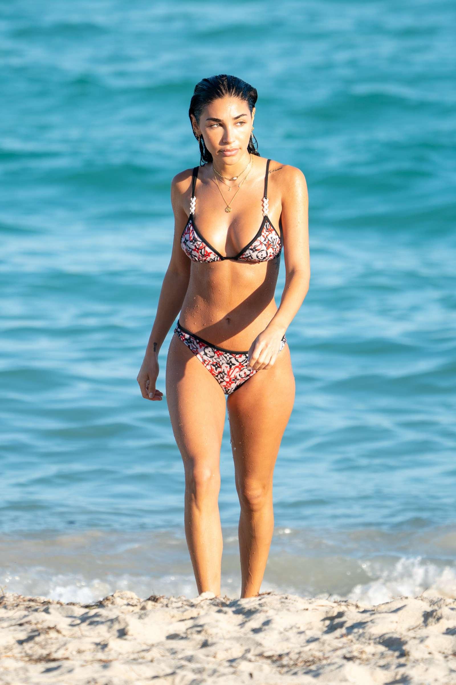 Chantel Jeffries 2018 : Chantel Jeffries in Bikini 2018 -27