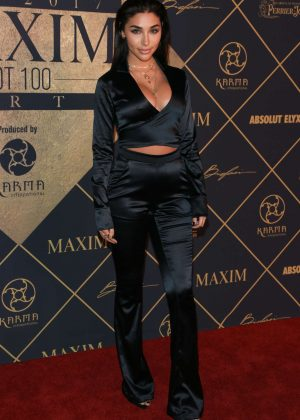 Chantel Jeffries - Maxim Hot 100 event in Hollywood