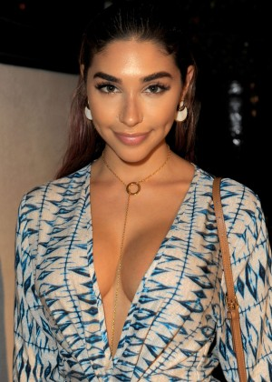 Chantel Jeffries - Maxim Magazine Worldwide Swimwear Collection Launch in Miami