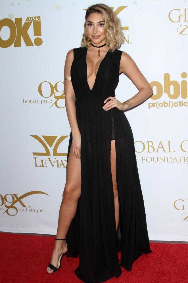 Chantel Jeffries: OK Magazines Pre-Oscar Party 2016 -06