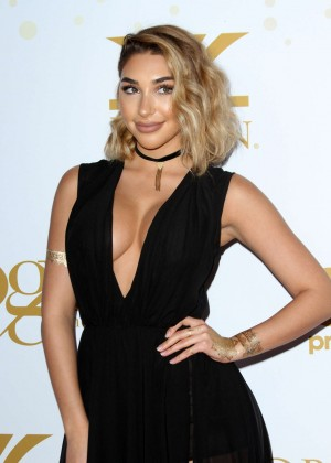Chantel Jeffries - OK! Magazine's Pre-Oscar Party 2016 in Los Angeles